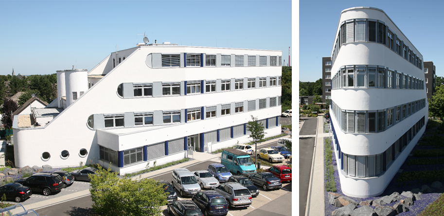 New construction of a medical centre with radiation therapy in Euskirchen