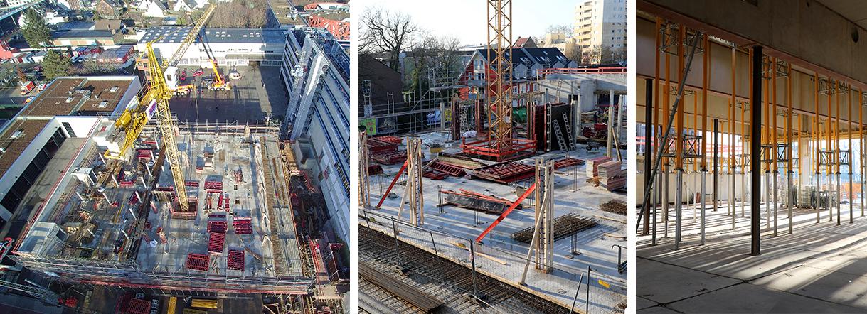 Generalinstandsetzung und Neubau der Feuerwehrhauptzentrale in Köln