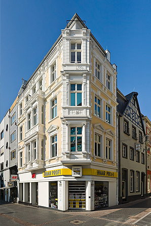 Commercial building in Bonn, Remigiusstraße