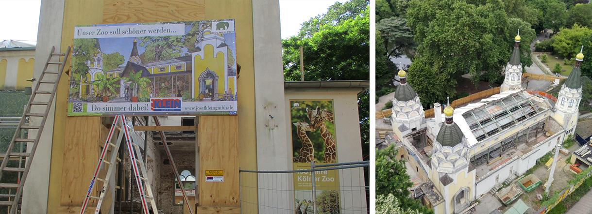 Südamerikahaus Kölner Zoo