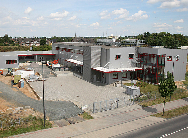 New Construction of the Medical Centre Troisdorf  and the Central Sterilisation Station