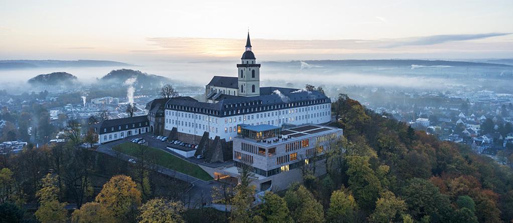Abtei Michaelsberg in Siegburg