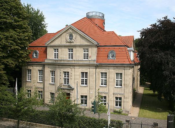 Umbau und Renovierung einer Villa in Düsseldorf