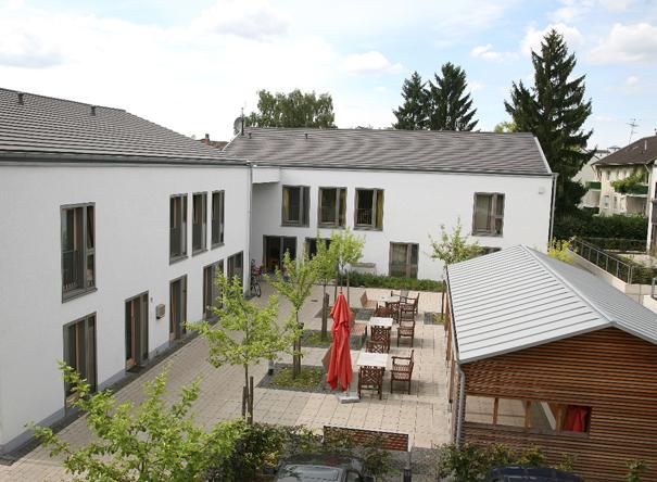 Neubau Wohnheim für behinderte Menschen in Bornheim
