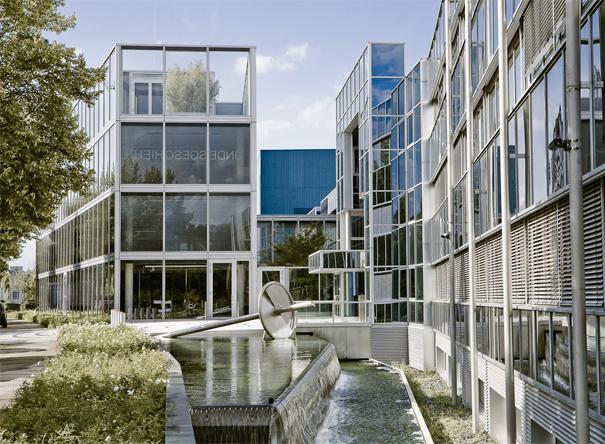Bürogebäude der Zweirad-Einkaufs-Genossenschaft eG